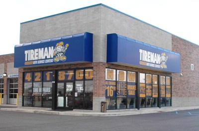 Commercial Project Tireman