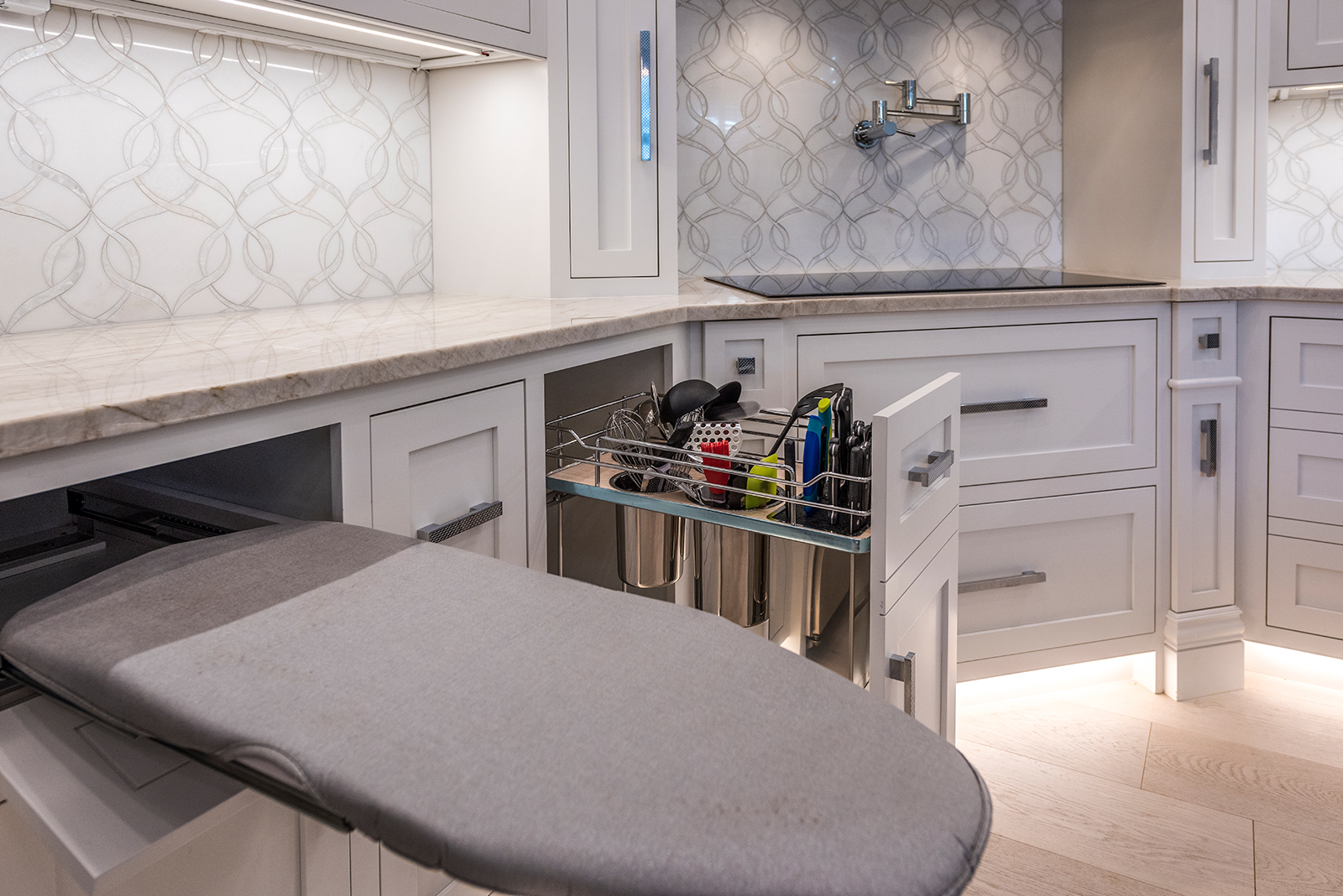 Five Kitchen Storage Solutions With Big Everyday Benefits Kgt Remodeling