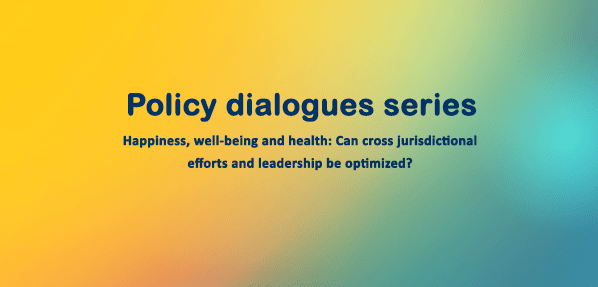 Policy Dialogue Series