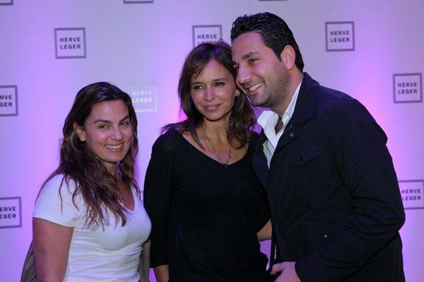 Mariane Kabara- Siham Tueini- Wissam Bredi