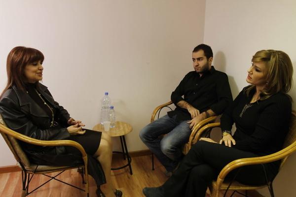 Ramzi Nasr and Helene Maalouf