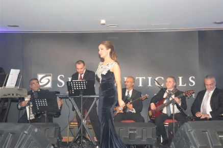 Rola Saad in Performance- 1