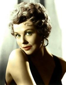 Arelene Dahl the Hollywood Star at 1950