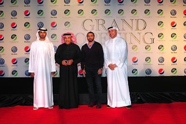 Khaled Al shafi & Ali Ben Mohamed & Tamer Hosni & Salem El Hendi