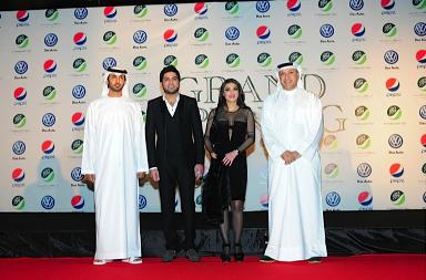 Khaled Al shafi &Waleed El Chami & Dina Hayek & Salem El Hendi