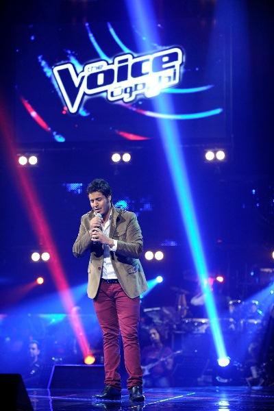 MBC1 & MBC MASR The Voice S2 ep4 - Qarar Saleh Chirine's Team