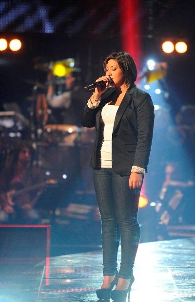MBC1 & MBC MASR The Voice S2 ep4 - Sheryl Khairallah Saber 's Team  (2)