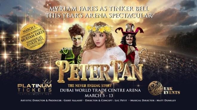 Myriam Fares - Peter Pan