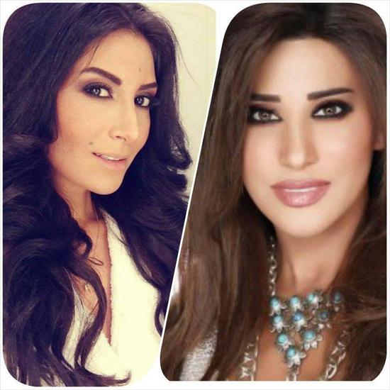 Rouwaida and Najwa