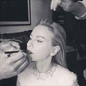 Celebrities-Getting-Ready-Oscars-2014-Instagram-300x300
