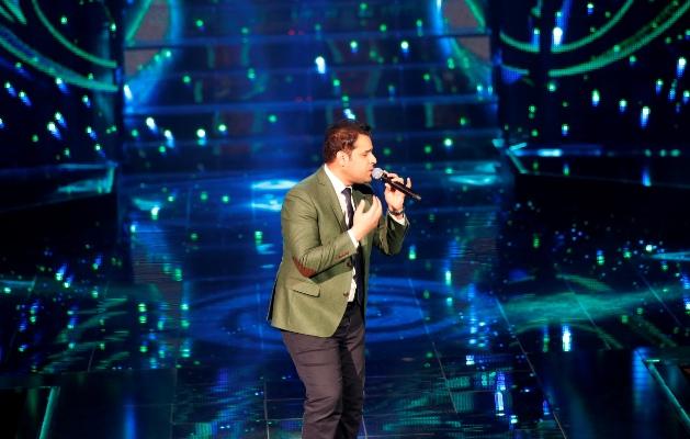 MBC1 & MBC MASR The Voice S2 - Live Round - Live2 - winner Adnan Braysem - Assi's Team