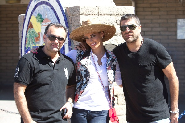 MBC1 Stars on Board (3) - Wael Kfouri, Joanna Karim, Youssef Harb