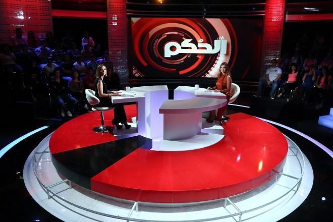 MBC1 Al Hokom - studio image (2)
