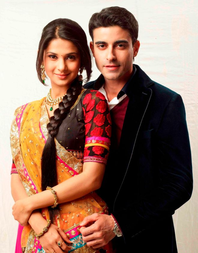 (8) MBC Bollywood- Series- Sihr Al Asmar- Jennifer Winget & Gautam Rode