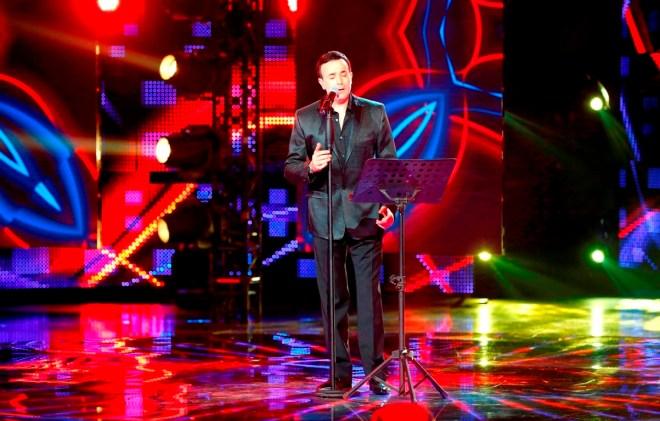 MBC1 & MBC MASR Arab Idol S3 - Live Round -  Results episode- Saber Rubai (7)