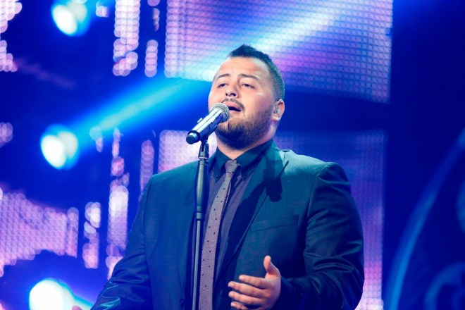 MBC1 & MBC MASR Arab Idol S3 - Live Round - Majed Al Madani