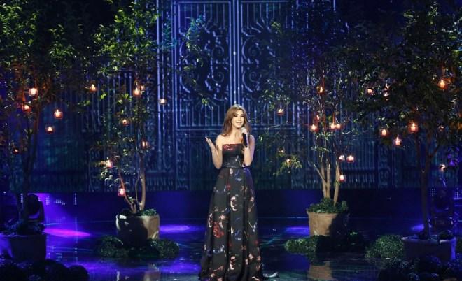 MBC1 & MBC MASR Arab Idol S3 - Live Round -  Results episode - Nancy Ajram (3)