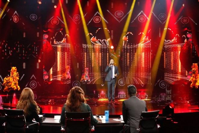 MBC1 & MBC MASR Arab Idol S3 - Live Round -  Walid Al Gilani (1)