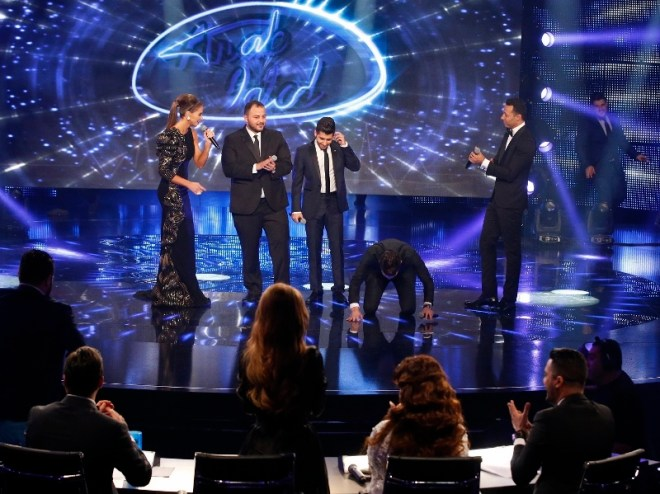 2 - MBC1 & MBC MASR Arab Idol S3 Finale - winner announcement - Hazem Sherif (2) (800x599)