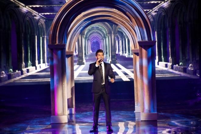 MBC1 & MBC MASR Arab Idol S3 Finale - Haytham Khalayla (800x533)