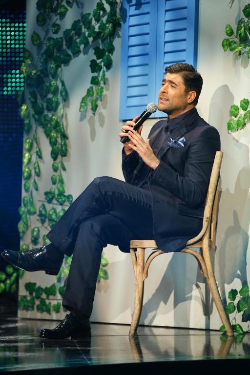 MBC1 & MBC MASR Arab Idol S3 - Results Gala - Wael Kfoury (3)