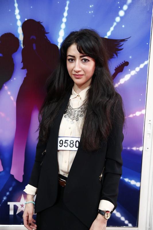 MBC4 & MBC MASR Arabs Got Talent S4 - Auditions- Aisha (533x800)