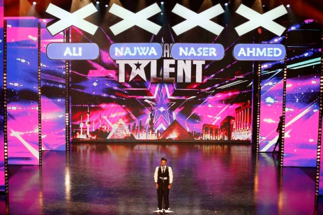 MBC4 & MBC MASR Arabs Got Talent S4 - Auditions- Joseph Tartarian  (800x533)