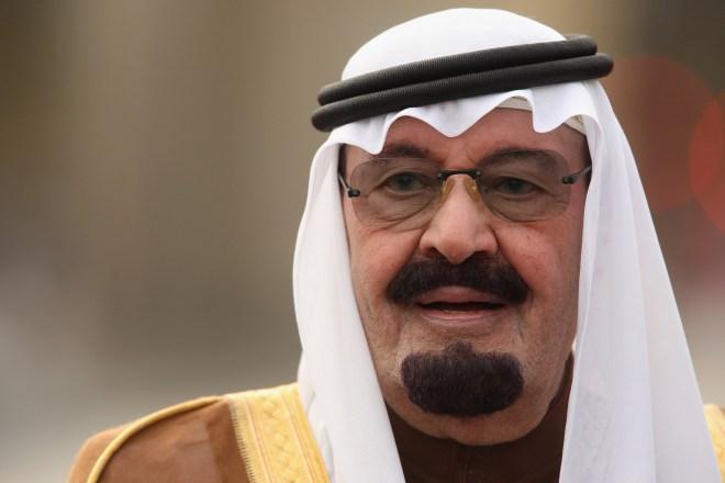 King Abdullah Of Saudi Arabia Visits Berlin