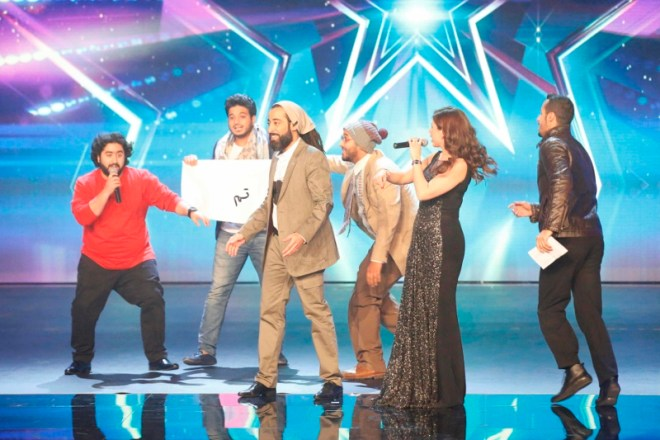 MBC4 & MBC MASR Arabs Got Talent S4 - Live 4- Leish Laa  (800x533)