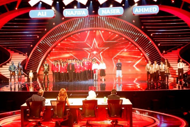 MBC4 & MBC MASR Arabs Got Talent S4 - Live 5- 8 contestants (800x534)
