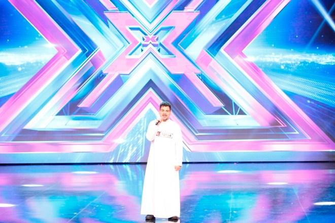MBC4 & MBC MASR - The X Factor - Ep2 - Maan Gleidan