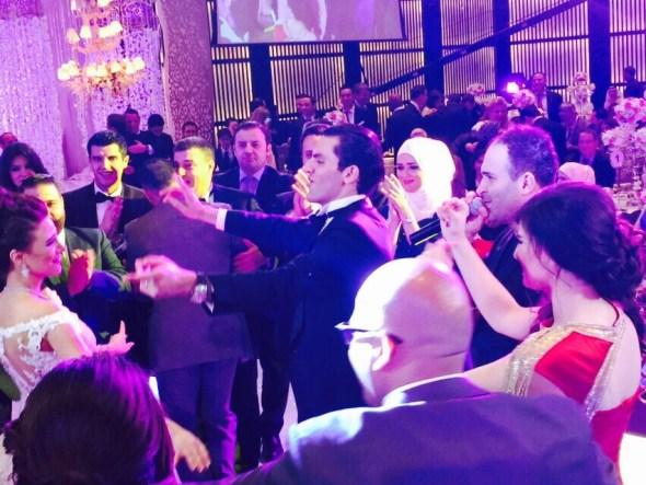 Ayman Zbib (Wedding - Armani Hotel - Burj Khalifa - Dubai) (3)