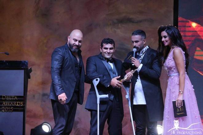 Delta awards 2015-2