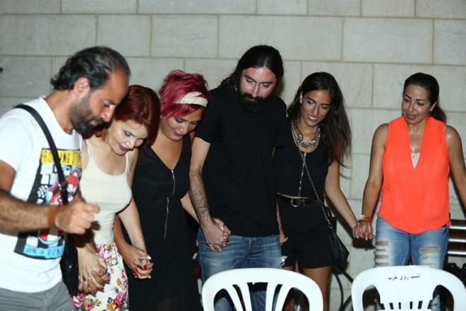 Aline Lahoud Hazmieh Festival (1)