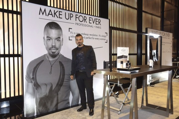 Bouba (Make Up For Ever - Event - Dubai) (4)