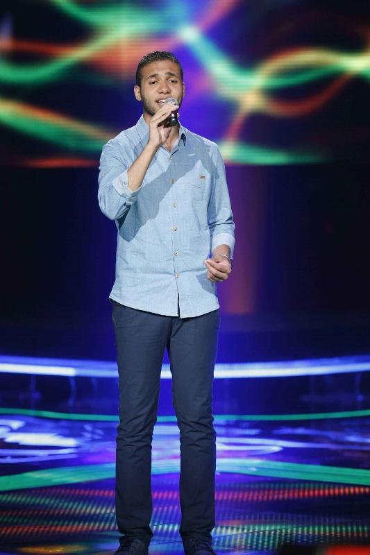 MBC1 & MBC MASR the Voice S3 - Blind 2 - Kadim's team - Ahmed Nasser (533x800)