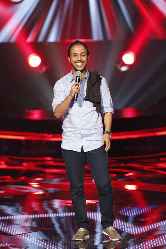 MBC1 & MBC MASR the Voice S3 - Blind 3 - Chirine's team - Ghassan Ben Ibrahim (533x800)