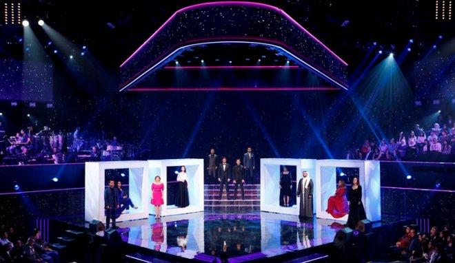 MBC1 & MBC MASR the Voice S3 - Live 1 - 12 contestants (2)