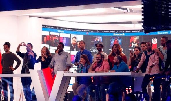MBC1 & MBC MASR the Voice S3 - Live 1 - Vroom