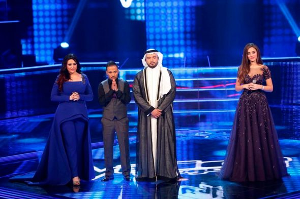 MBC1 & MBC MASR the Voice S3 - Live 1 - team chirine - results moment