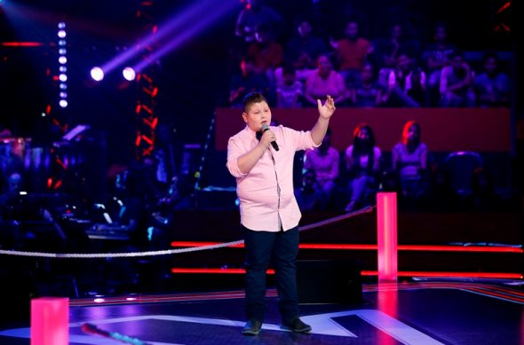 MBC1 & MBC MASR- the Voice Kids- Sing Off- Nancy's team- Winner Zein Obeid (2)