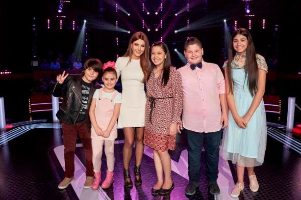 MBC1 & MBC MASR- the Voice Kids- Sing Off- Nancy's team