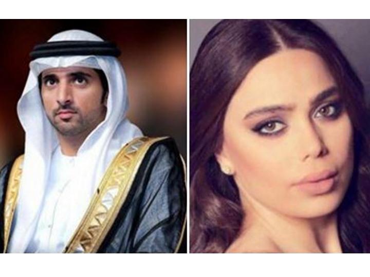الفنانة نهوى تنفي موضوع خطوبتها على ولي عهد إمارة دبي