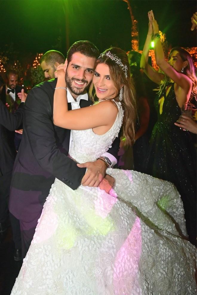 زفاف أنور صادق الصباح