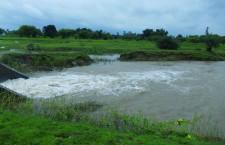 तिंदवारी माइनर के टूट पटरी, नहर का पानी होत बरबात