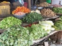 देखै खातिर सब्जी