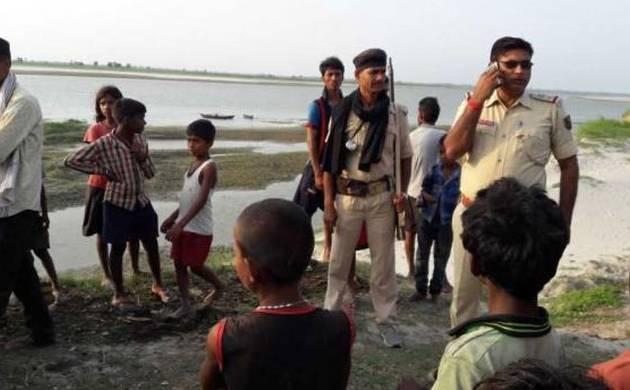 कोसी नदी में नाव पलटने से 8 लोगों की मौत के लिए इमेज परिणाम