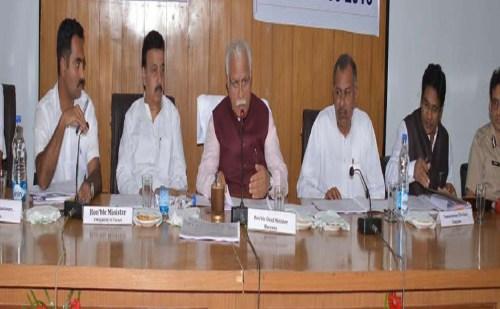 चंडीगढ़ में हरियाणा कैबिनेट की हुई अहम बैठक