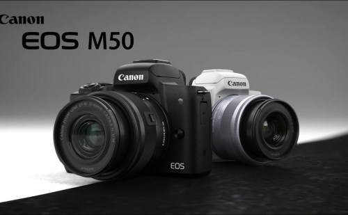 कैनन ने लांच किया नया मिरर लेस कैमरा, मिलेगा रियल 4K मूवी शूटिंग का एक्सपीरियंस