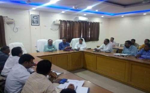 बिहार में ग्राम स्वराज्य अभियान के तहत बैठक का आयोजन